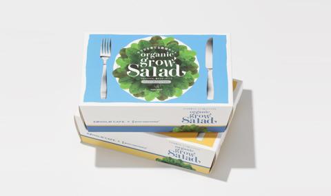 SOHOLM サラダ
